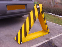 ASF/TES2 Triangular Parking Bay Barrier