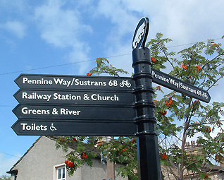 Asf Architectural Street Furnishings Fingerposts Plaques