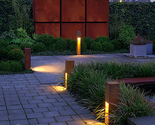 Asf Architectural Street Furnishings Illuminated Bollards