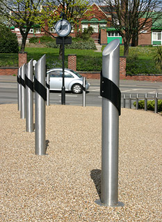 ASF - Architectural Street Furnishings : Stainless Steel