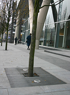 Asf Architectural Street Furnishings Tree Protection